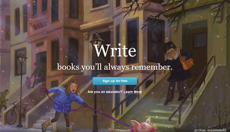 storybird | The 10 Best Websites For Kids