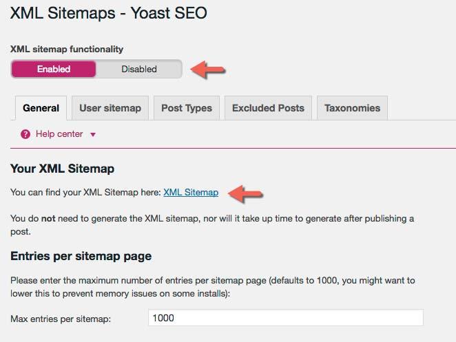 xml-sitemap | Top 10 WordPress SEO Mistakes That Beginners Make