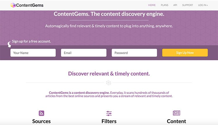 content-gems| 9 Resources Which Help Every Marketer To Find Ideas For Shareable Content