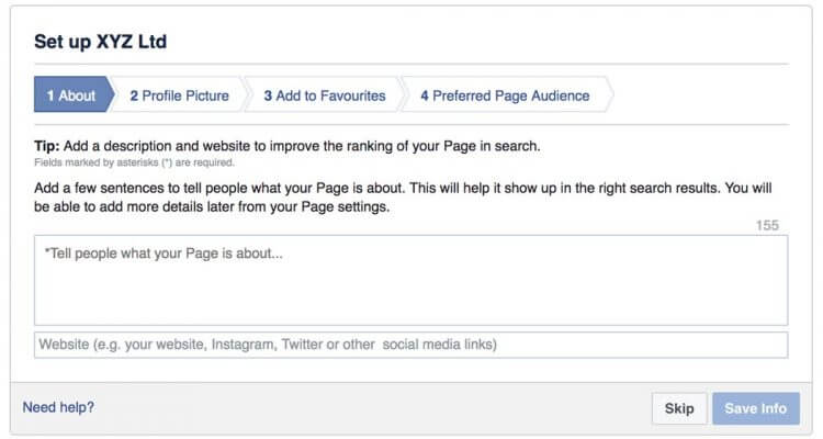 facebook-profile-picture-options-for-business-page-750x400 - How To Create A Facebook Page