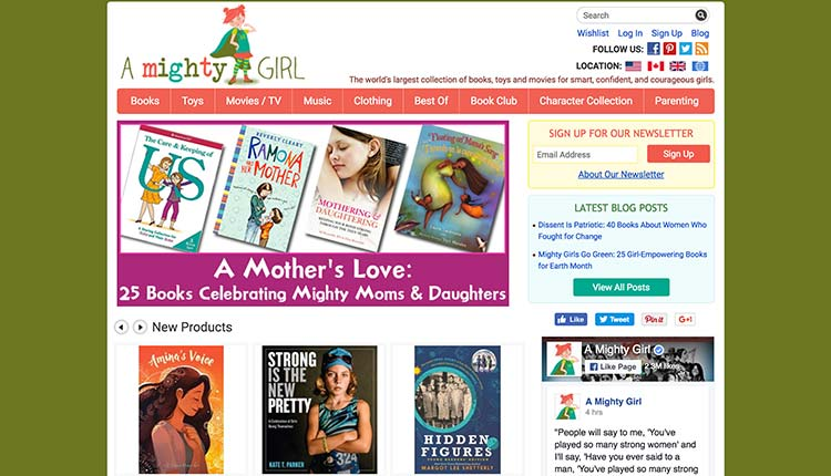 a-mighty-girl | The 10 Best Educational Websites For Kids